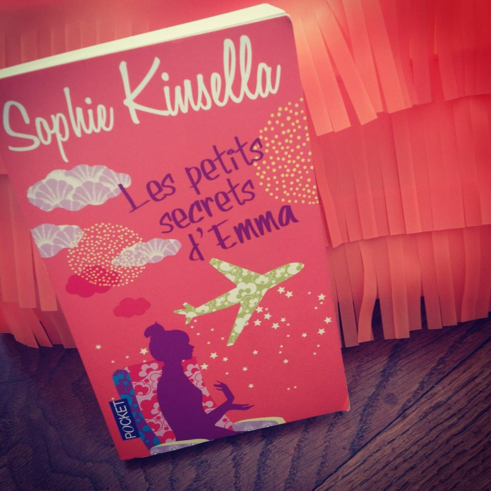 les petits secrets d u2019emma  u2022 sophie kinsella  u2013 myprettybooks  u2013 blog litt u00e9raire