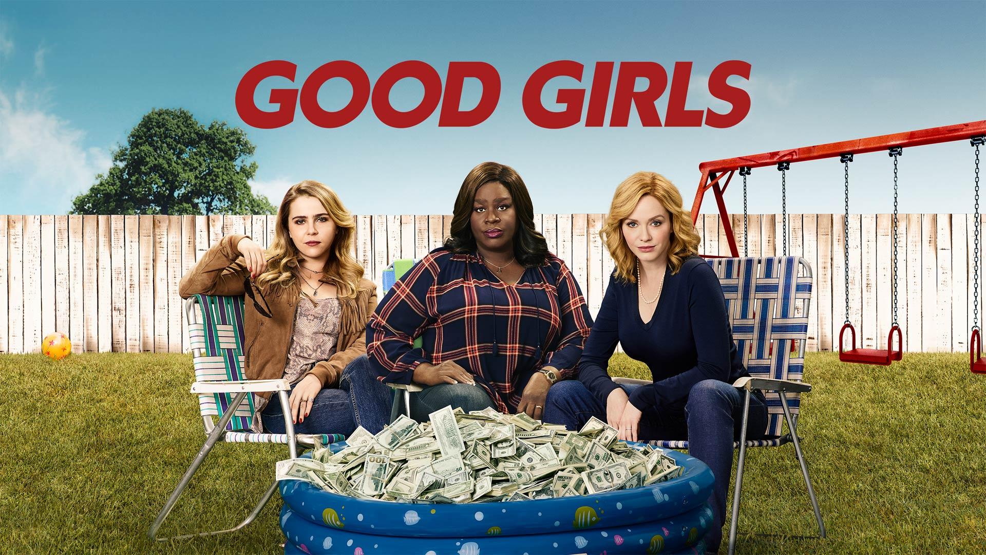 Good Girls - Saison 1 : done playing nice !